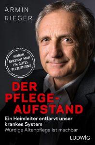 Buch | Rieger, Der Pflege-Aufstand